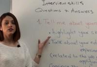 آموزش زبان انگلیسی – نکاتی که باید زمان مصاحبهٔ شغلی در نظر بگیریم (قسمت دوم)