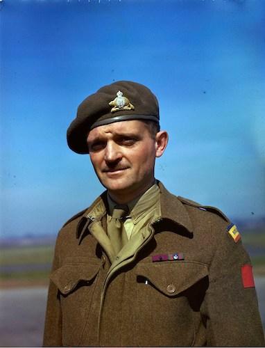 سرگرد پاول تریکوت، سال ۱۹۴۴