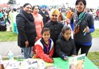 مروری بر برگزاری جشن روز زمین پاک توسط شهرداری سوری