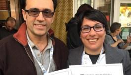 حضور موفق دو فیلمساز ایرانی در جشنوارهٔ دوسالانهٔ فیلم ناشنوایان تورنتو