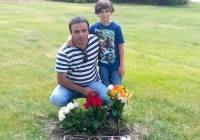 برای کورش نورانی پسر هشتسالهٔ ایرانی