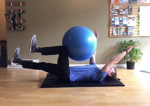 دو حرکت جدید برای تقویت عضلات شکم