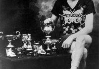 فانی روزنفلد – بهترین ورزشکار زن کانادا در نیمهٔ اول قرن بیستم