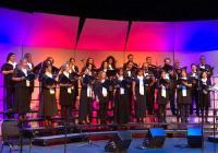 گزارشی از نخستین کنسرت گروه کُر ایرانیان ونکوور