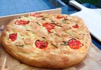 نان فوکوچیای ایتالیایی
