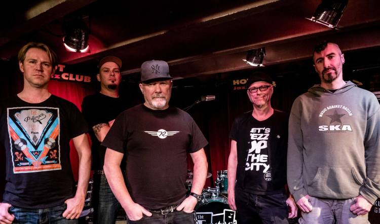 THE TOASTERS - The band that has defined the era of ska music | Hardwired  Magazine