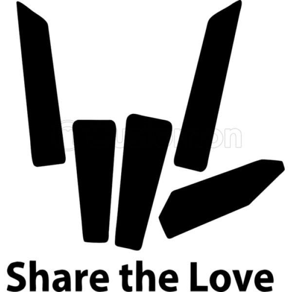 Download share the love logo - stephen sharer Baseball Cap ...