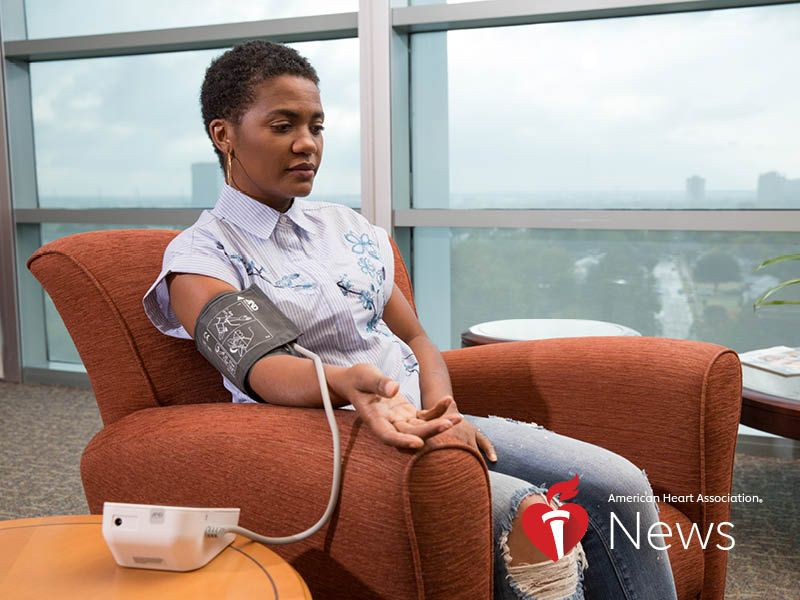 News Picture: AHA News: Rising Blood Pressure Puts Women At Greater Stroke Risk Than Men