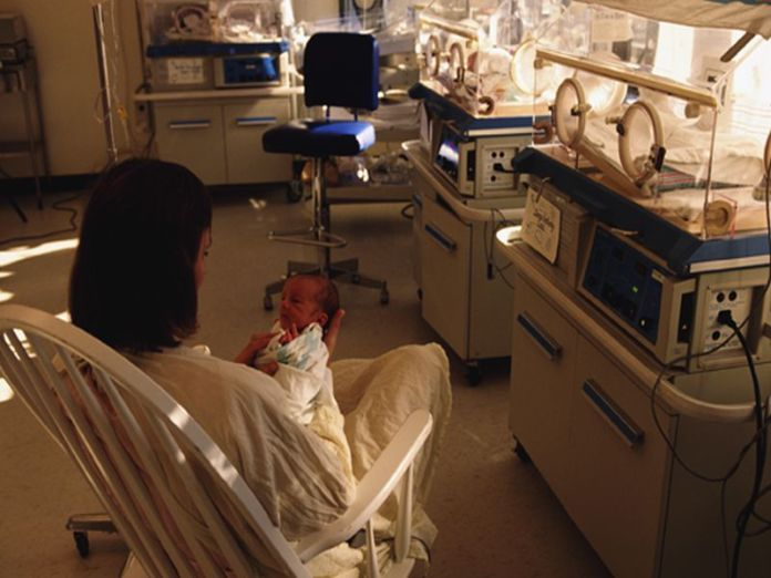 News Picture: Preemies Bombarded With Noise in First Weeks of Life