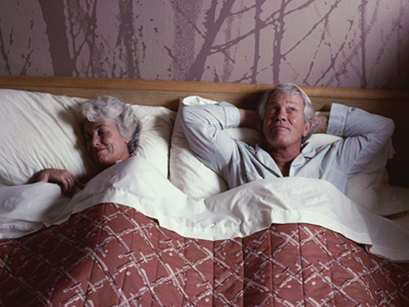 News Picture: Could You Have Sleep Apnea?