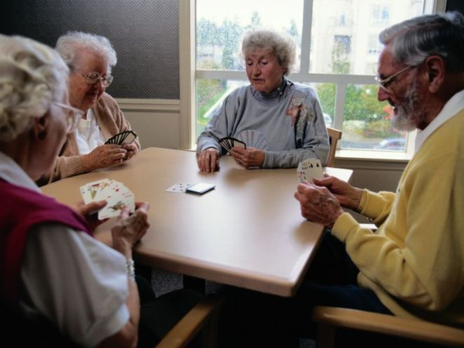 News Picture: Friendships May Be Your Defense Against Diabetes