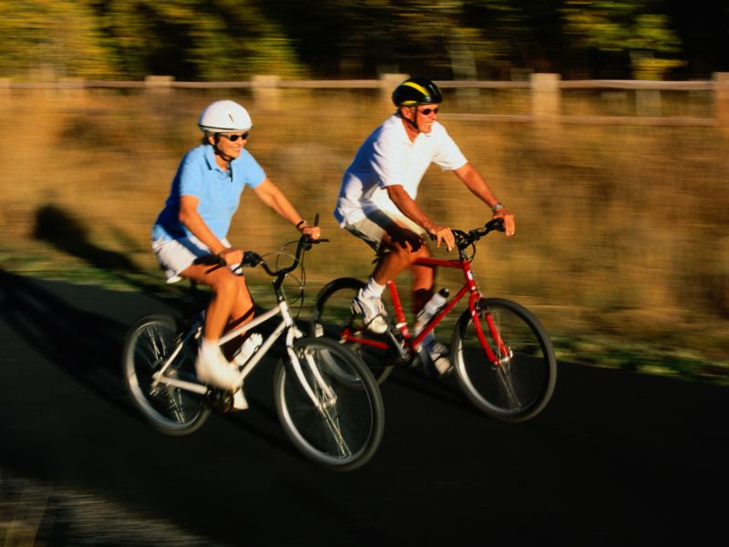 News Picture: Is There a Best Time of Day for Exercise?