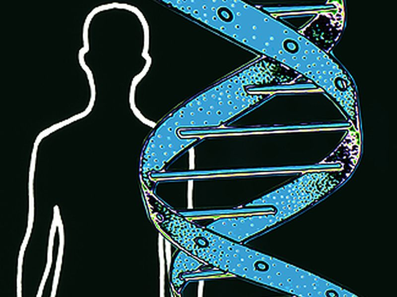News Picture: Scientists Find 5 New Genes That Sway Alzheimer's Risk
