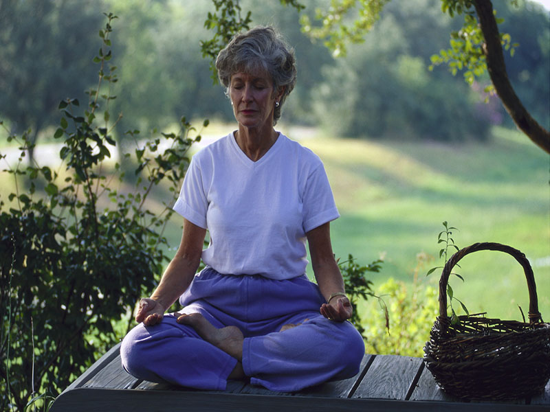 News Picture: Mindfulness Might Ease Menopause Symptoms