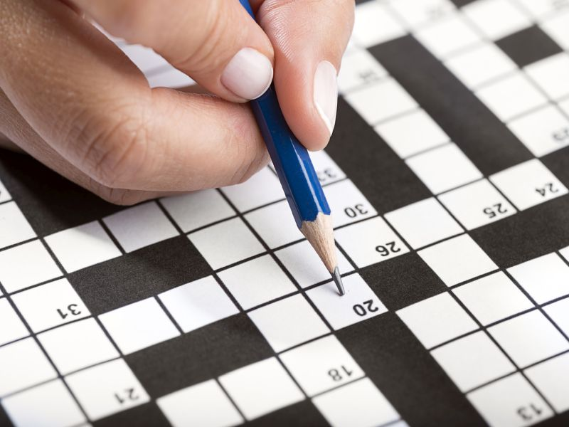 Sudoku and Puzzle Fillers Have A Youthful Mind-Research Confirms