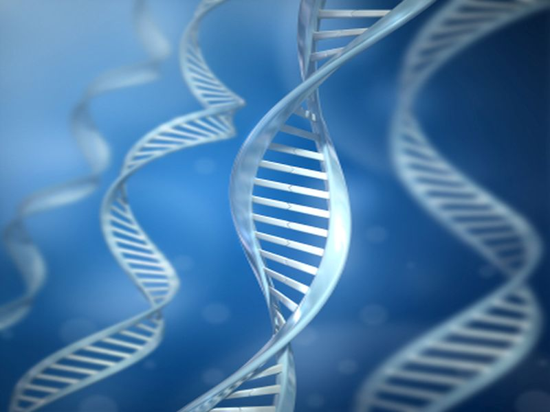 News Picture: Knowing Too Much About Your Genes Might Be Risky