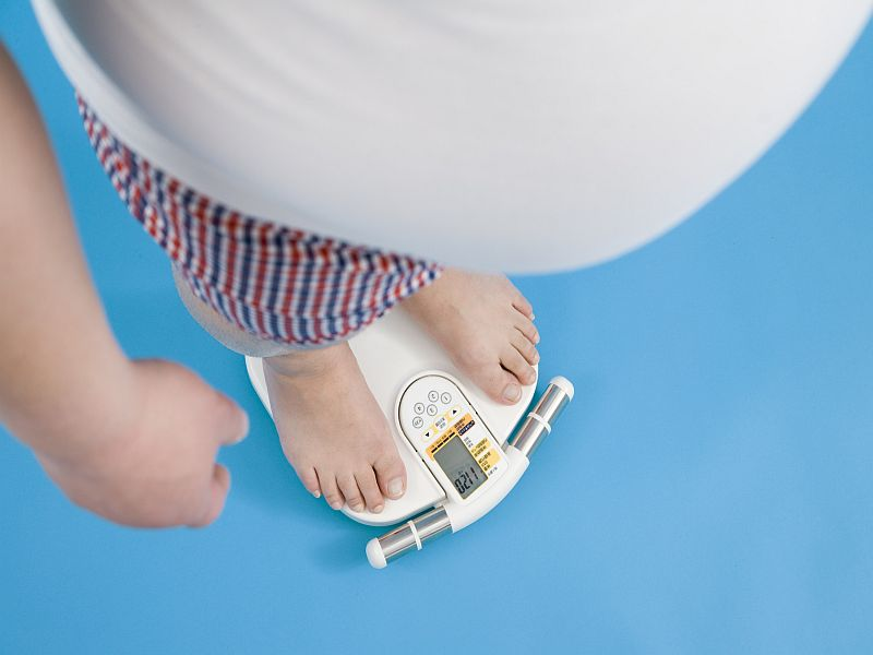 News Picture: Is Obesity 'Contagious'?