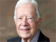News Picture: Jimmy Carter Recovering After Brain Procedure