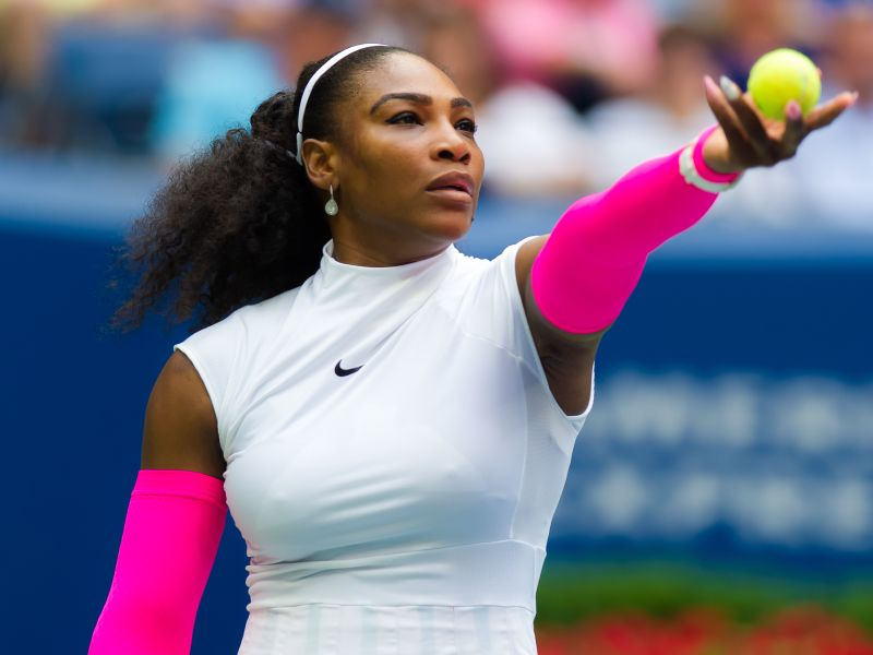 News Picture: Serena Williams Shares Childbirth Ordeal