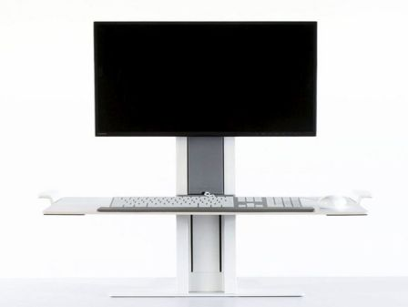 sit - stand desk