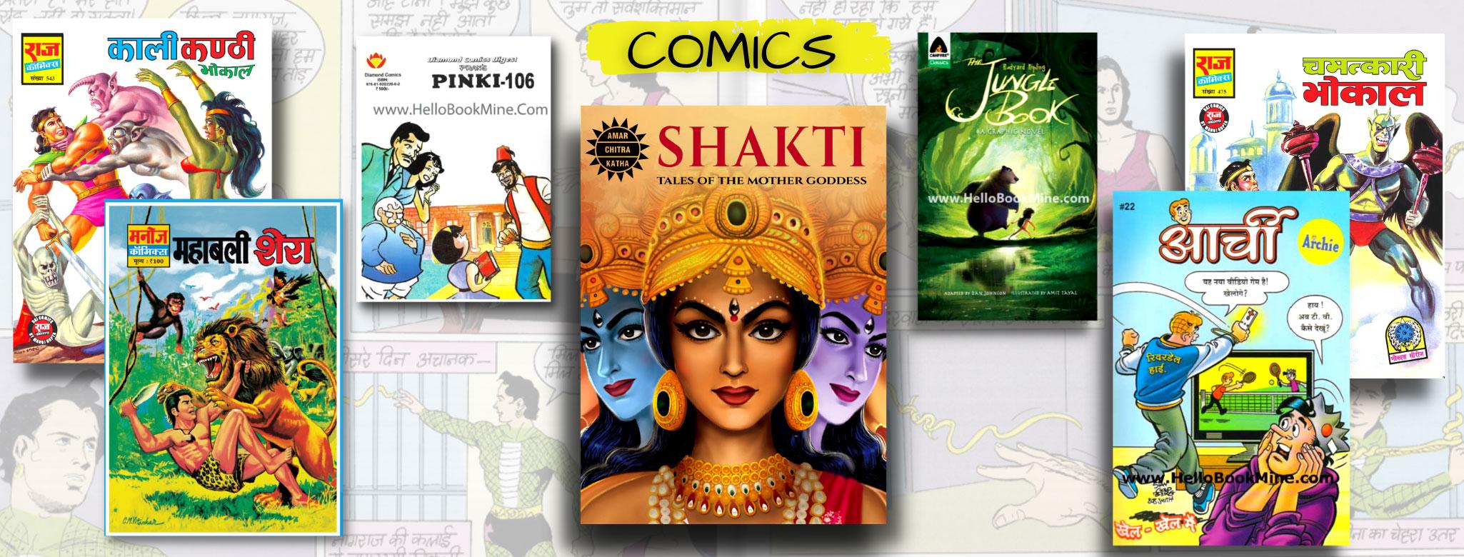 Comics-Raj-Comics