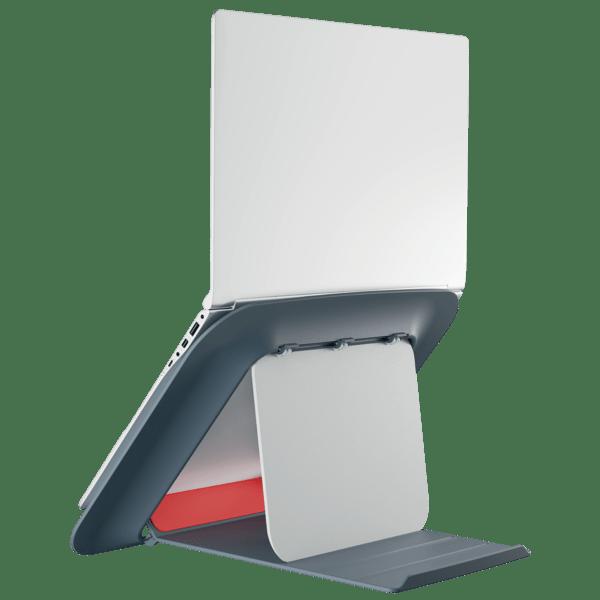 Laptopställ Leitz Cosy Svart bakifrån