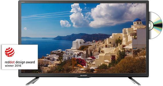 sharp hd tv 24 lc 24dhg5112e lecteur