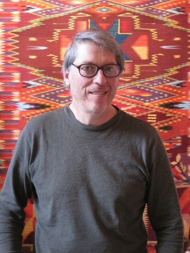 irvin with tapestry