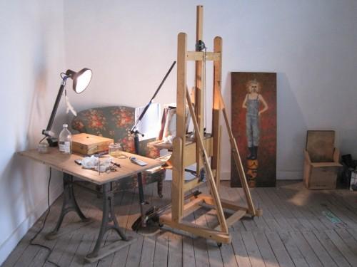 Truchas, NM Gallery Studio