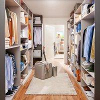 Wohnidee   Begehbarer Kleiderschrank   Möbel Höffner