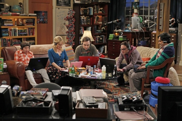 Image result for the big bang theory gaming