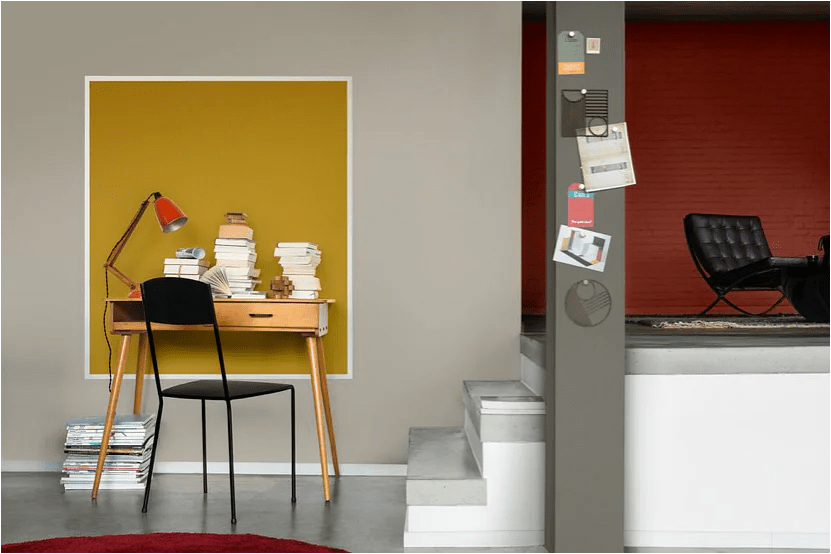 paint your study room