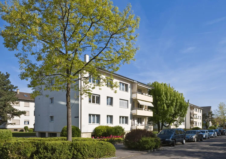 Familienfreundlich Wohnen An Ruhiger Seitenstrasse Munchenstein Wohnung Mieten Homegate Ch