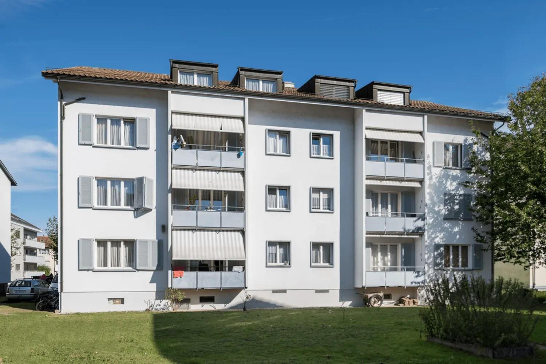 Vollstandig Renovierte 2 1 2 Zimmer Wohnung Munchenstein Wohnung Mieten Homegate Ch