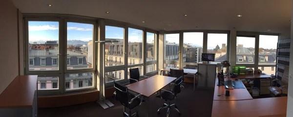 5eme etage 6eme etage bureau panoramique