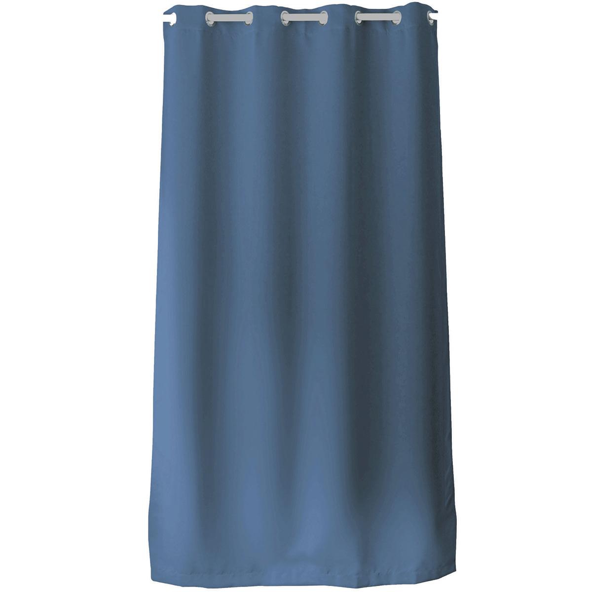 rideau bleu 240