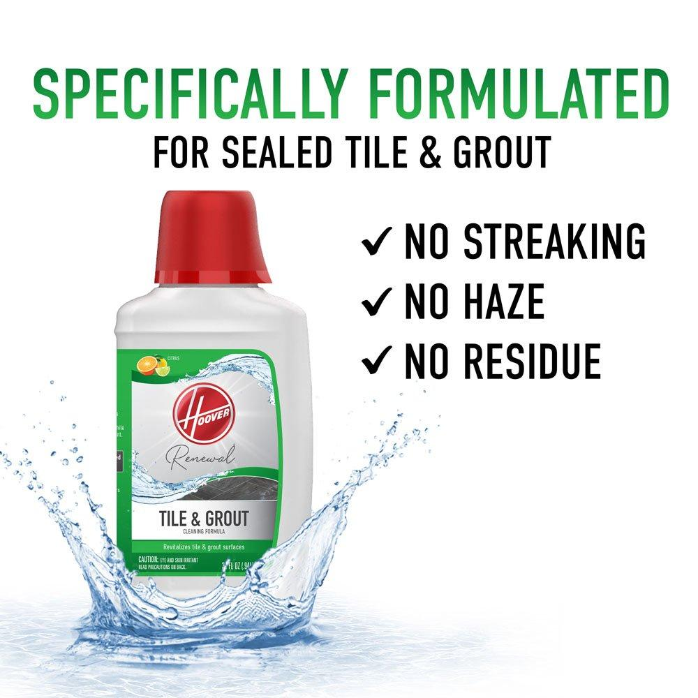 renewal tile grout cleaning formula