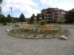 Skarpnäcksparken Skarpnäcks allé