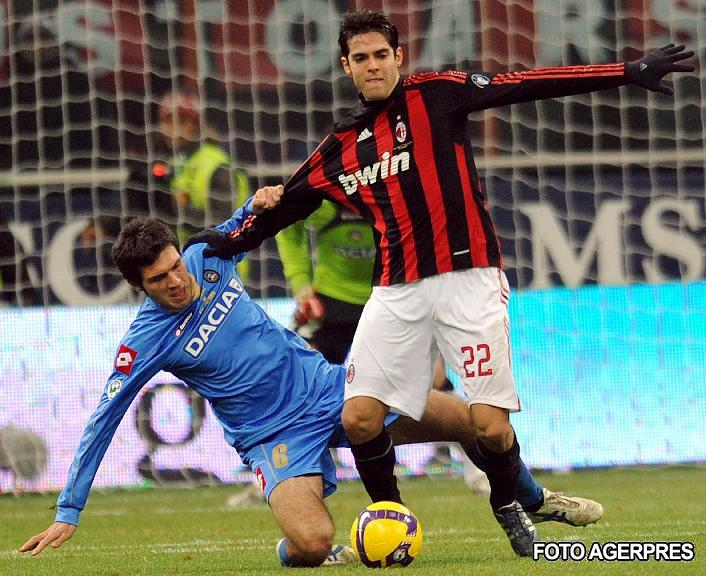 Dacia pe tricourile FC Udinese