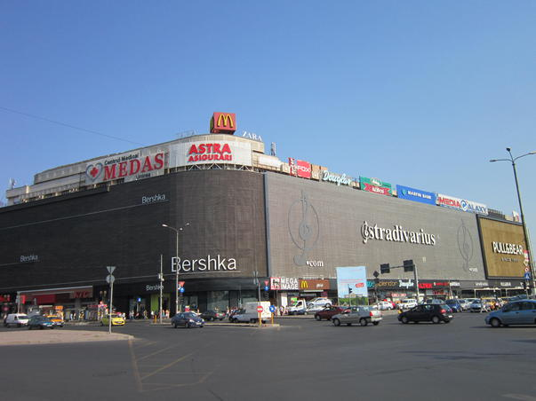 Unirea Shopping Mall