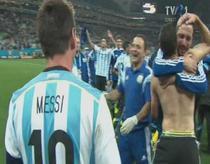 Bucurie argentiniana