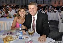 Carmen si Klaus Iohannis