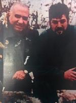 Omar Hayssam (stanga) si Marcel Ciolacu (dreapta)