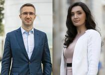 Mihnea Sararu, Andreea Pacaleanu