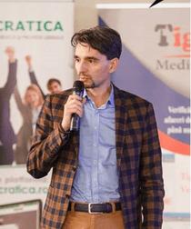 Cornel Grama, consultant fiscal