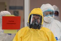 Vladimir Putin, echipat contra coronavirusului