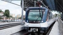 Tren Alstom din familia Metropolis