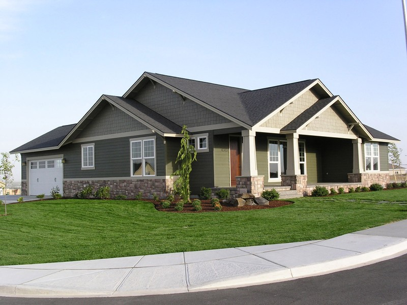 Mascord Top 10: Single Story Home Plans