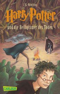 Harry Potter 7 und die Heiligtümer des Todes als Taschenbuch