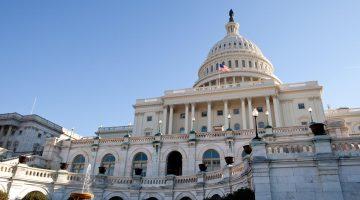 Bâtiment du Capitole américain